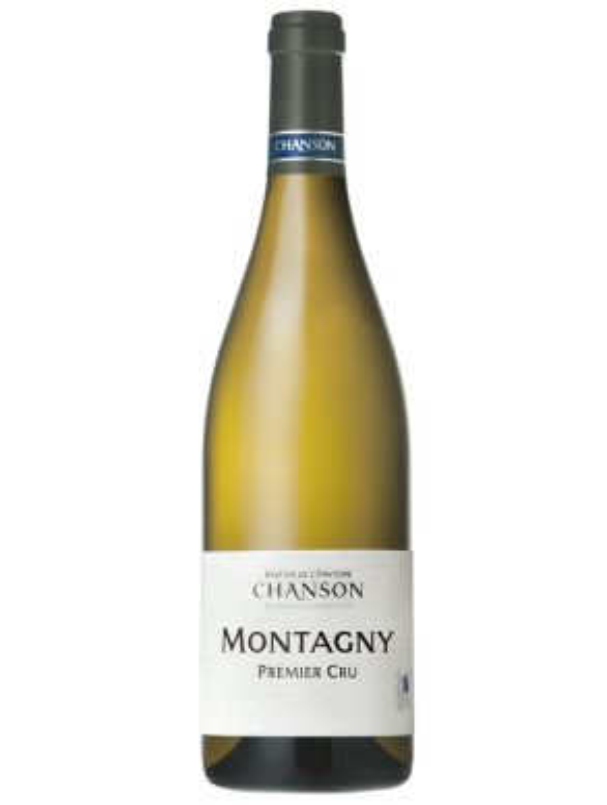 Domaine Chanson Montagny 1er Cru 2017 Wine 75cl
