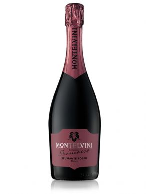Montelvini Promosso Spumante Rosso Dolce Sparkling Red