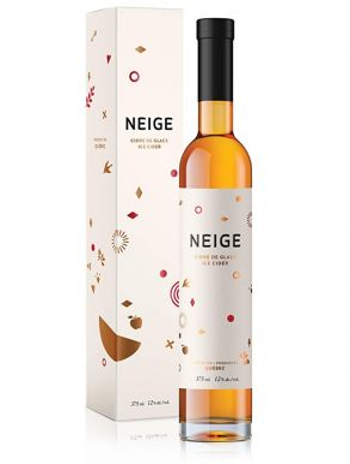 Neige Premiere 2014 Gift Tube 37.5cl