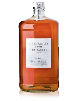 Nikka Whisky Co - Nikka from the Barrel 300cl