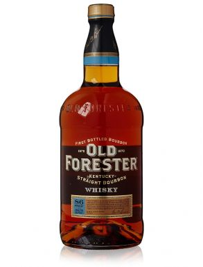 Old Forester Kentucky 86 Proof Straight Bourbon Whisky 100cl