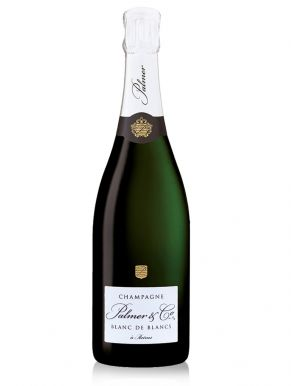 Palmer & Co Blanc de Blancs NV Champagne 75cl