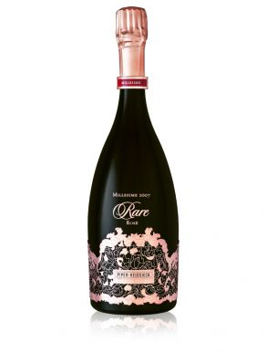 Piper Heidsieck Rare Rose 2007 Vintage Champagne 75cl