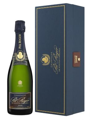 Pol Roger Winston Churchill 2008 Vintage Champagne 75cl