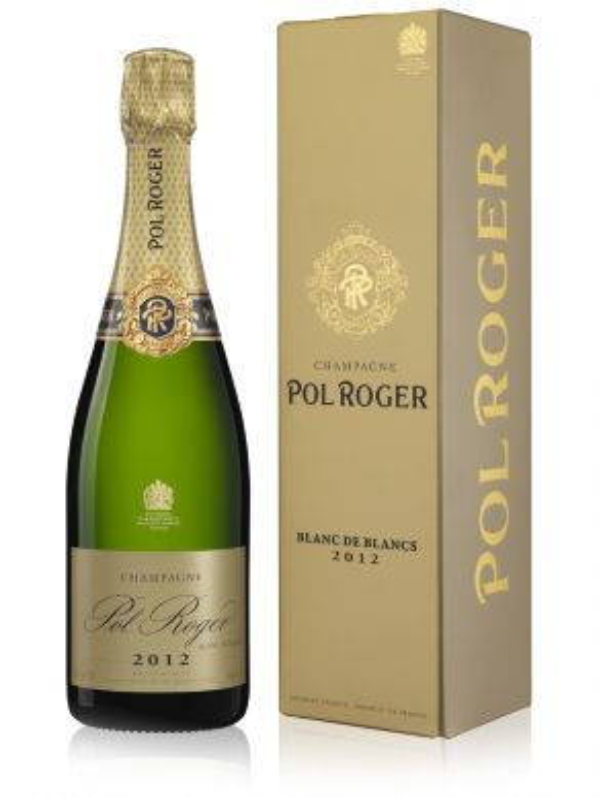 Pol Roger Blanc de Blancs 2012 Vintage Champagne 75cl