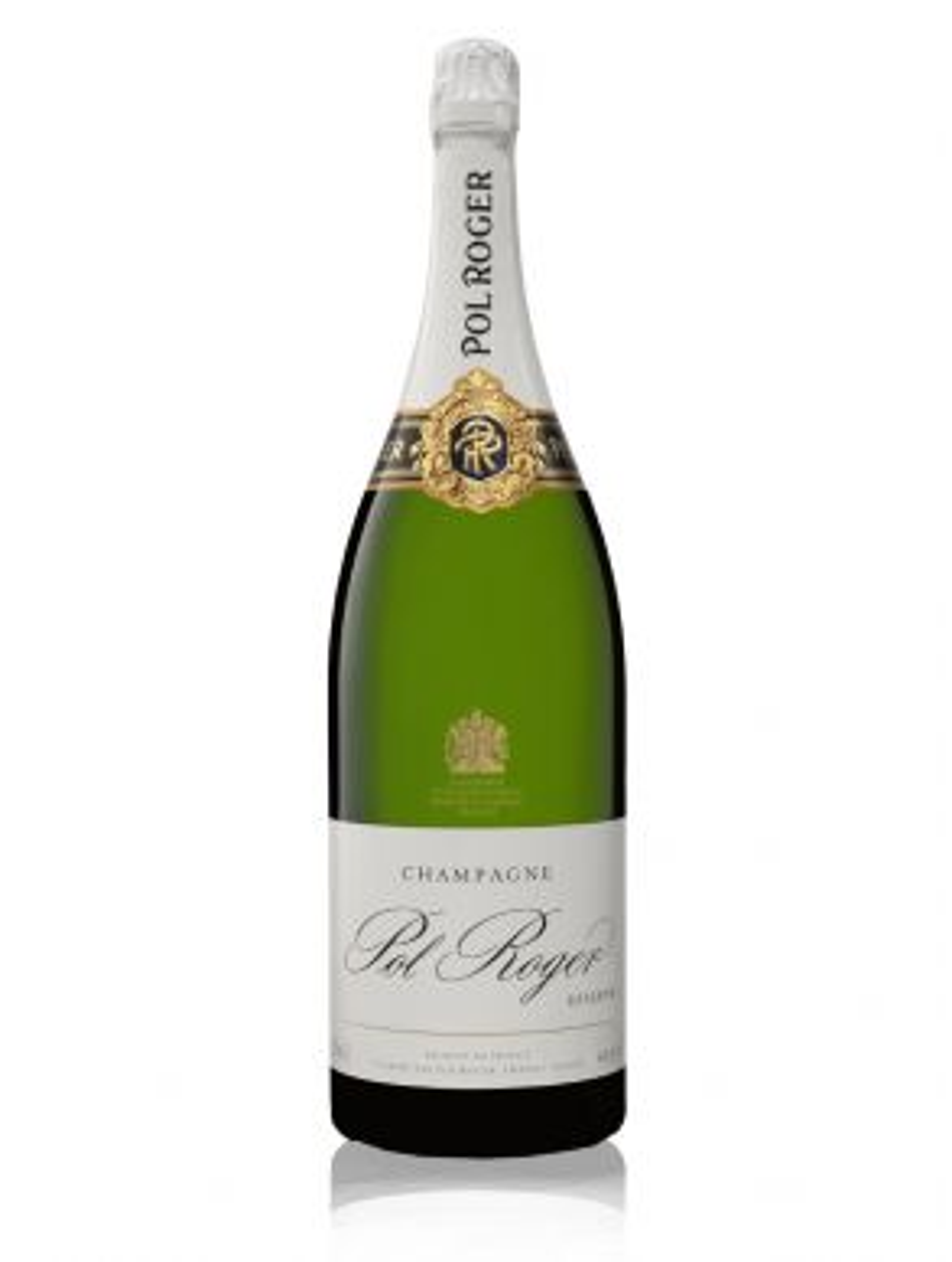 Pol Roger Jeroboam Brut Reserve Champagne NV 300cl