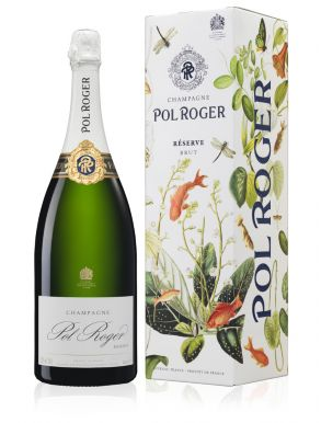 Pol Roger Brut Réserve NV Champagne 150cl Limited Edition Box