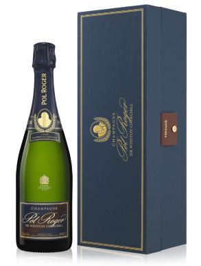 Pol Roger Winston Churchill 2009 Vintage Champagne 75cl
