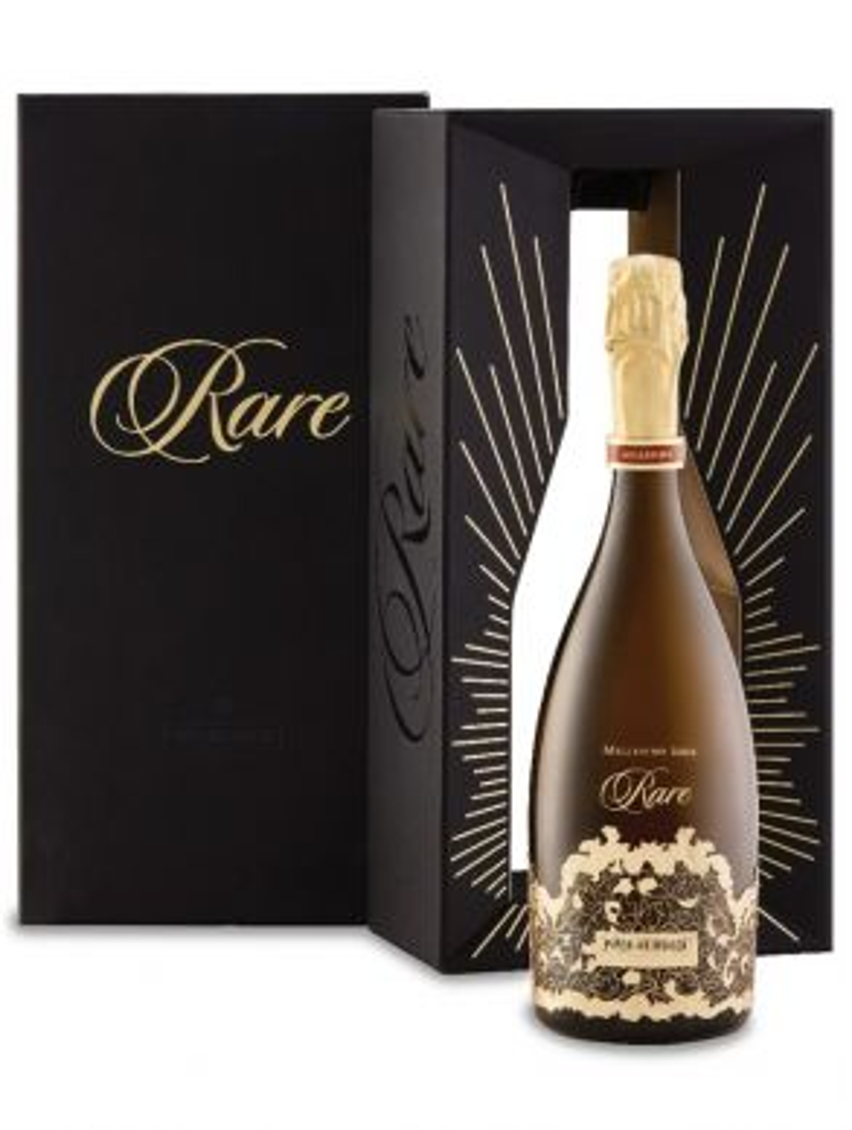 Piper Heidsieck Brut Rare 2002 Champagne 75cl Gift Box