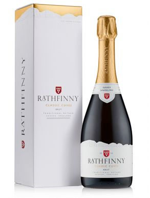 Rathfinny Estate Classic Cuvée 2016 Sparkling Wine 75cl
