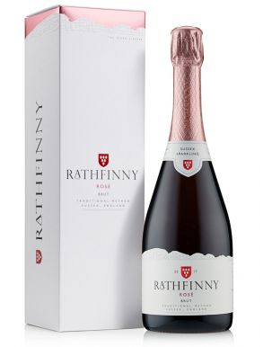 Rathfinny Estate Rosé Brut 2017 Sparkling Wine 75cl