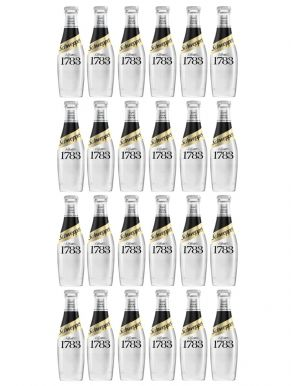 Schweppes 1783 Light Tonic Water 24 x 200ml