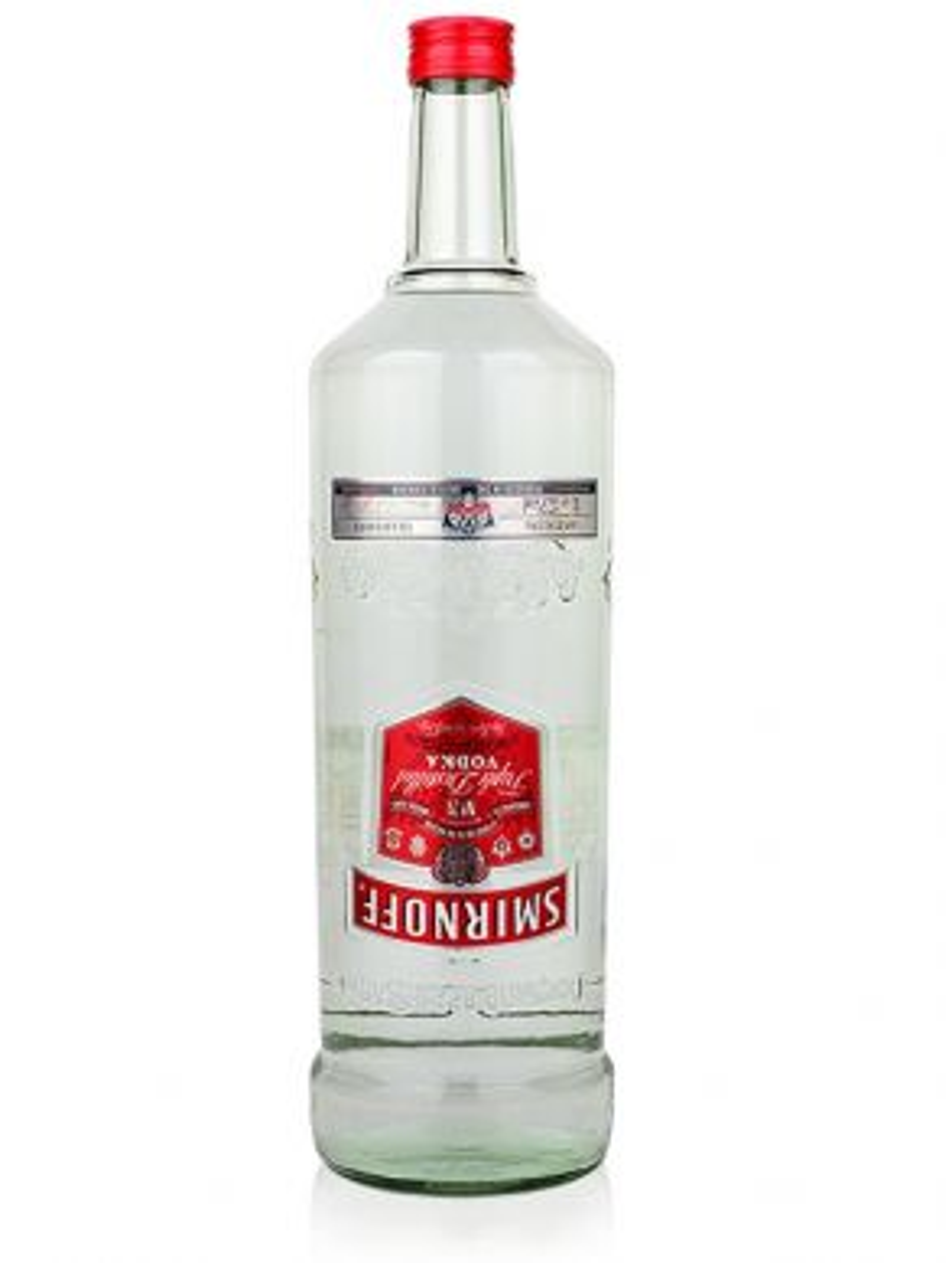 Smirnoff Red Label 3 litre Jeroboam Russian Vodka