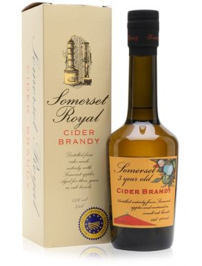 Somerset Royal 3 Year Old Cider Brandy 70cl