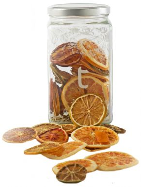 Special Touch Dehydrated Mixed Citrus Jar 110g
