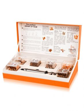 Special Touch Gourmet Rum Botanicals Gift Set