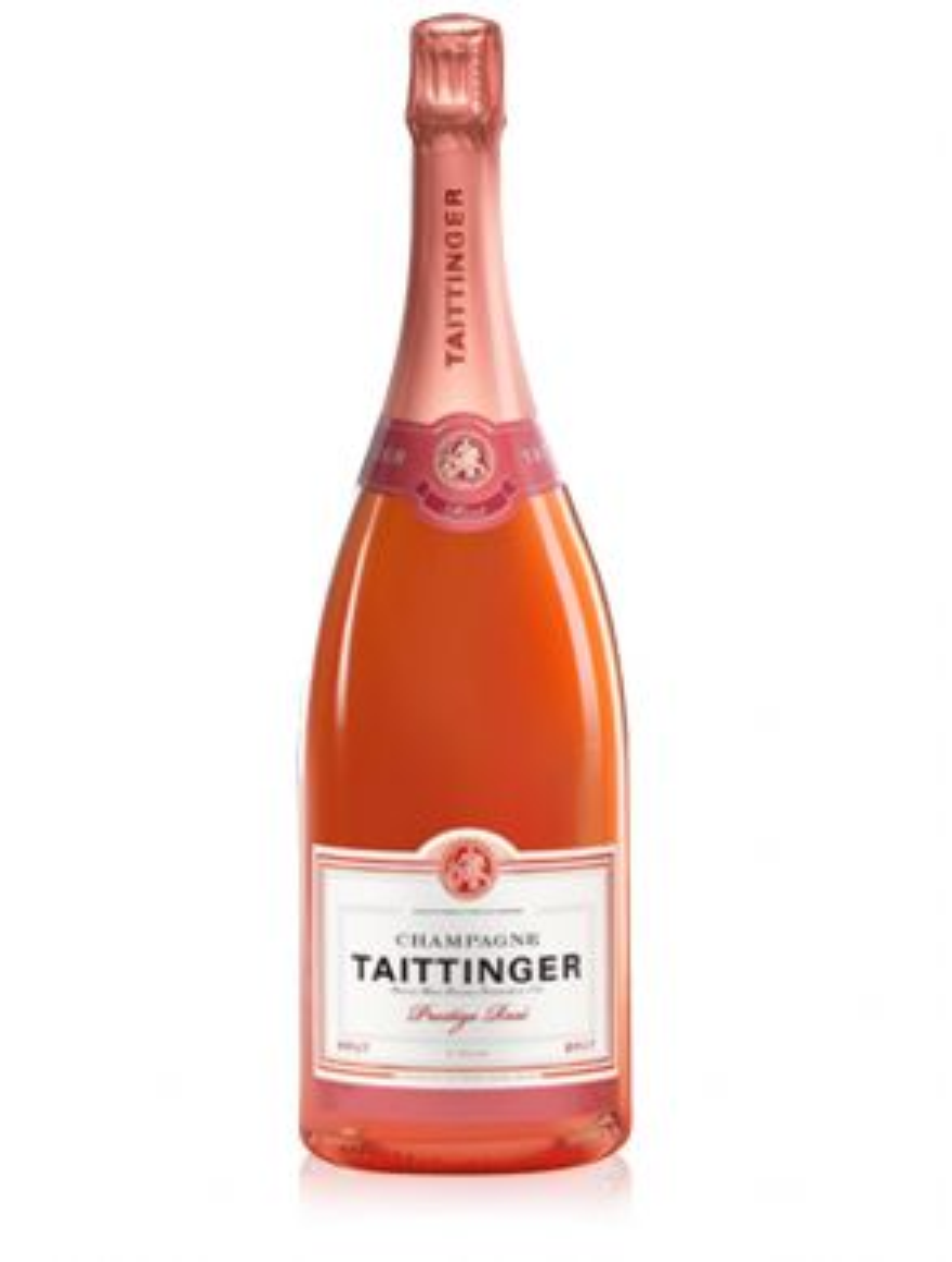 Taittinger Brut Reserve Rose Champagne Jeroboam 300cl
