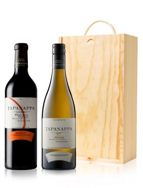 Tapanappa Australia Wine Gift Set Duo 75cl