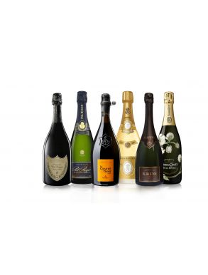 The Vintage Greats Champagne Collection 6 x 75cl