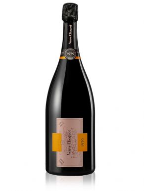 Veuve Clicquot Cave Privee Rose 1979 Champagne 150cl Gift Box