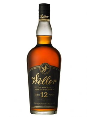W L Weller 12 year old Whiskey 75cl