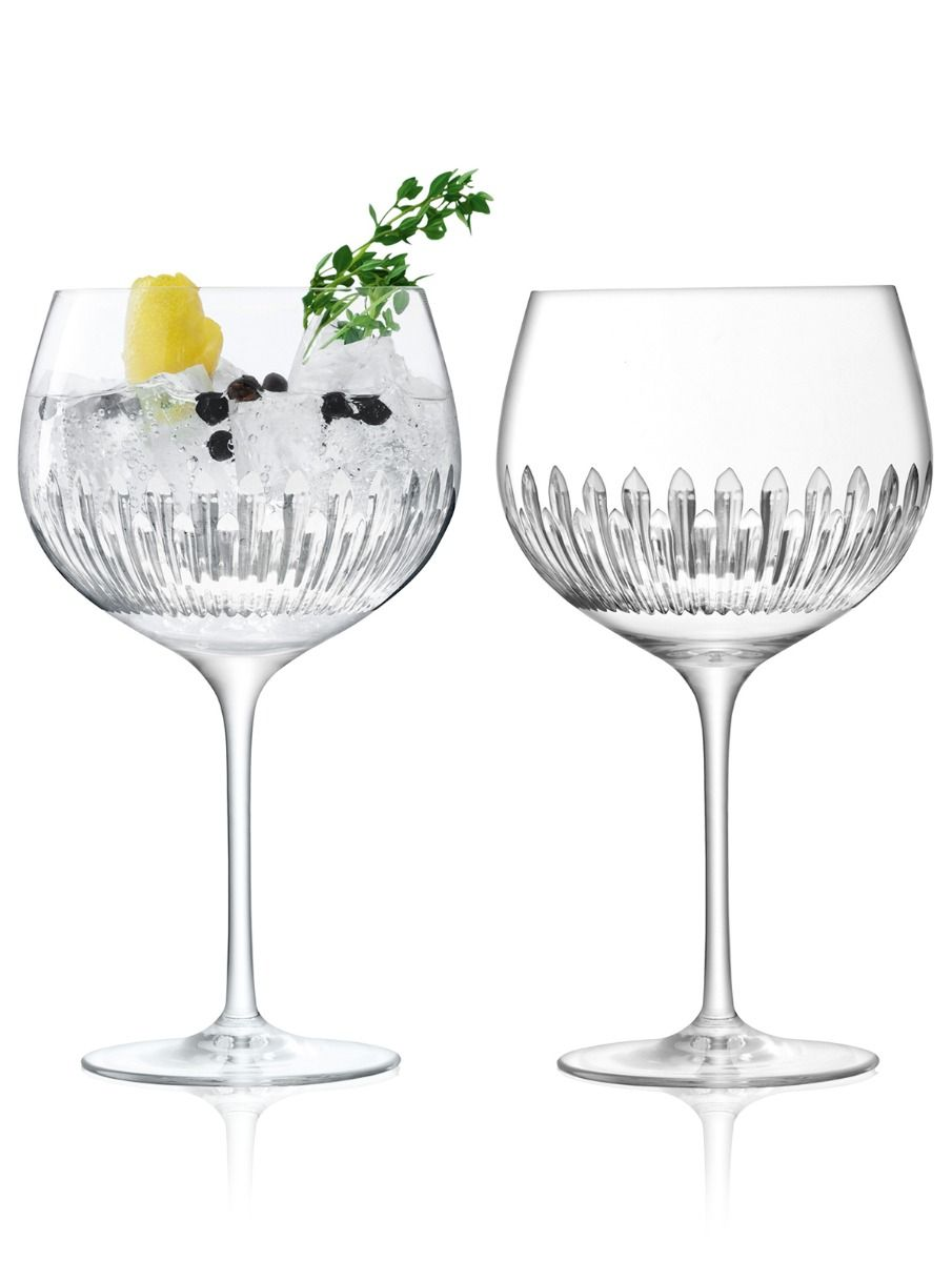 LSA Balloon Gin Glasses Reef - 680ml (Set of 2)