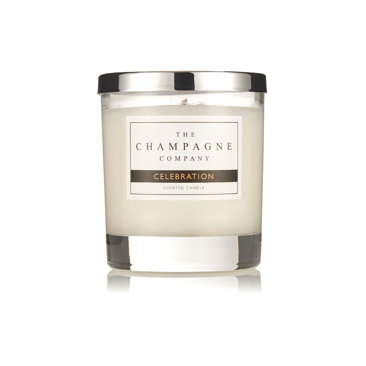 The Champagne Company Celebration Home Candle 200g