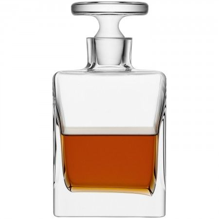 LSA Quad Spirits Decanter 1.1L