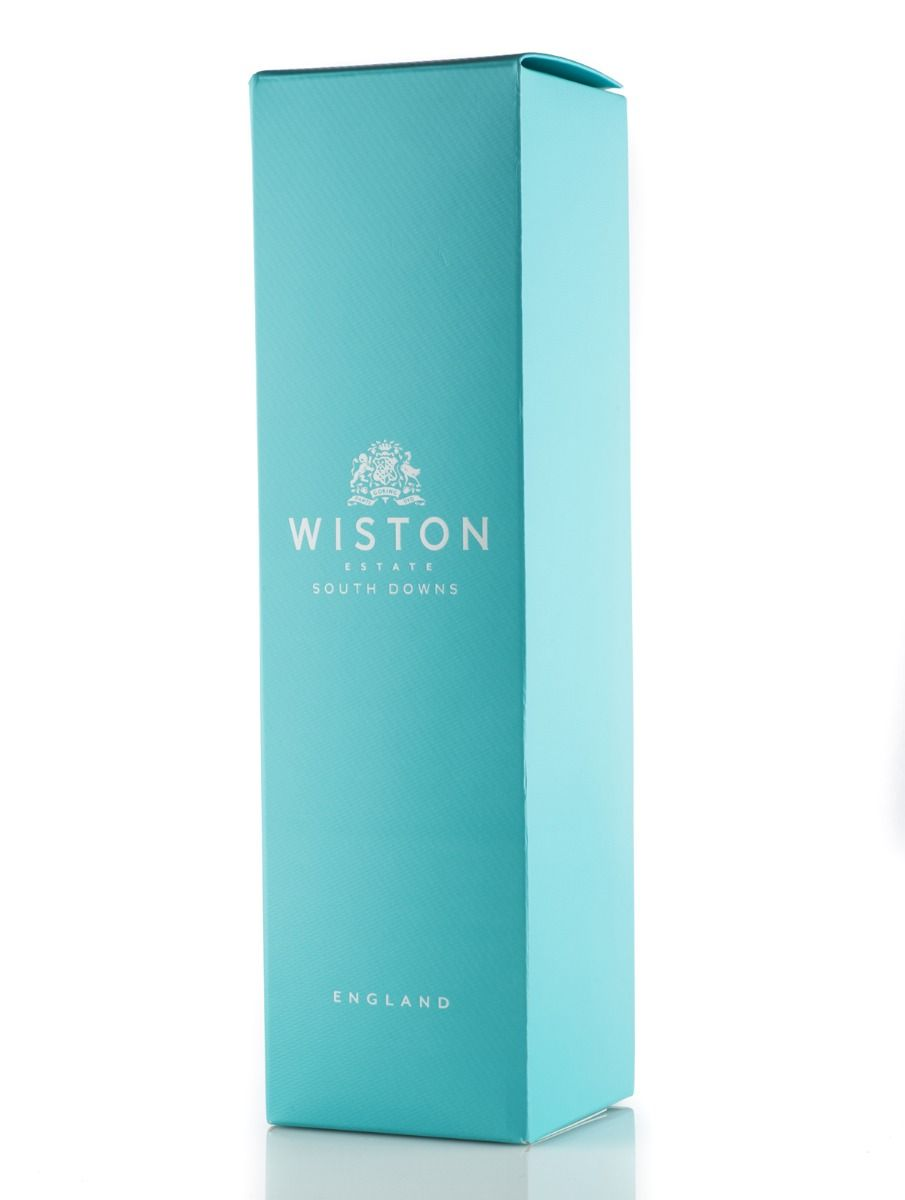 Wiston English Sparkling Wine Blue Gift Box 75cl