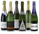 English Sparkling Brut Wine Case Selection 6 x 75cl