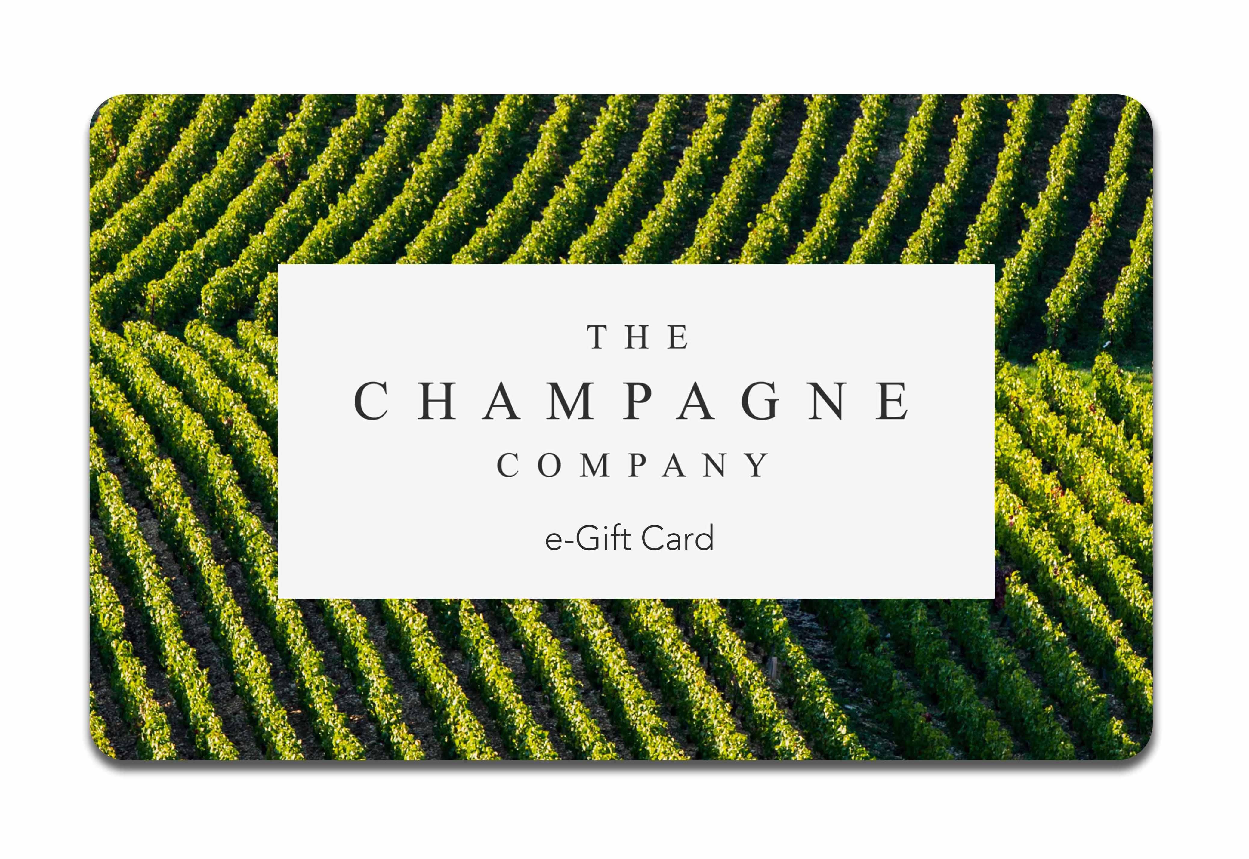 TCC Gift card - Vineyard eGift Card