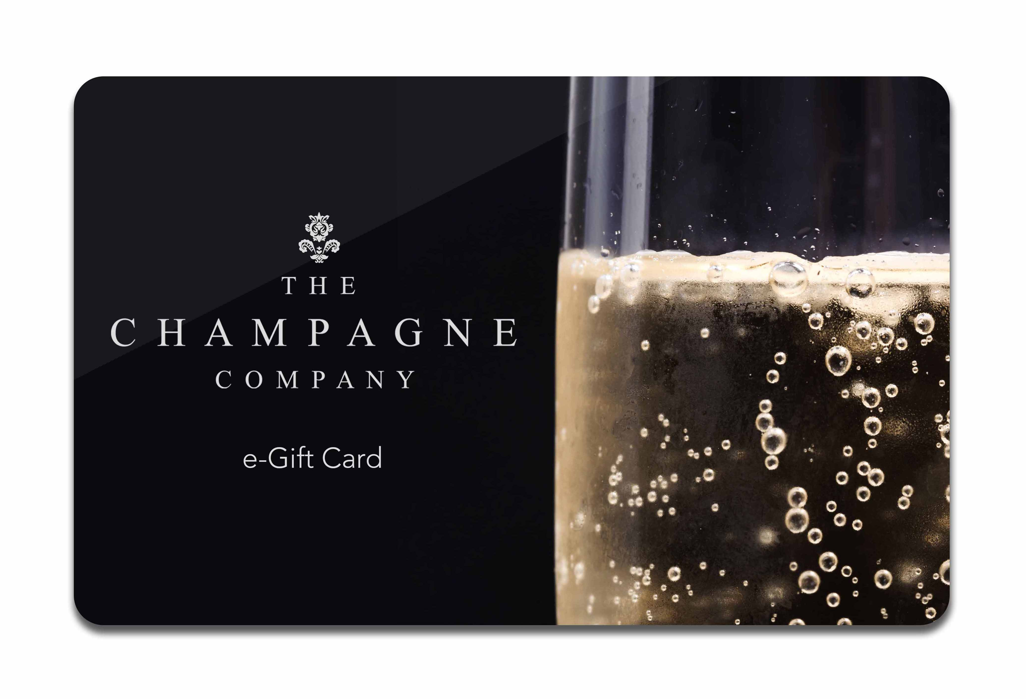TCC Gift card - Bubbles eGift Card