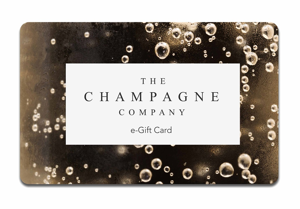 Gift card - Bubbles and TCC white label eGift Card