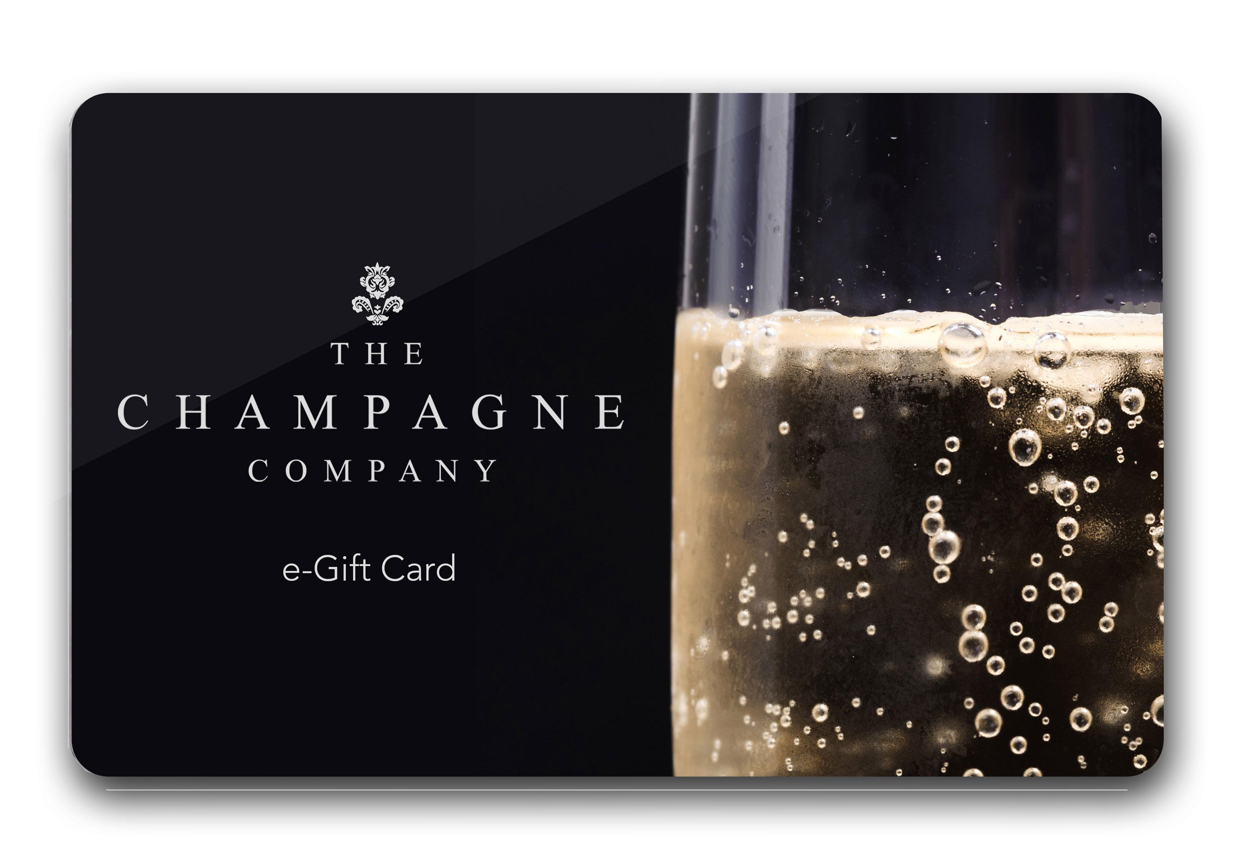 TCC Gift card - Bubbles eGift Card