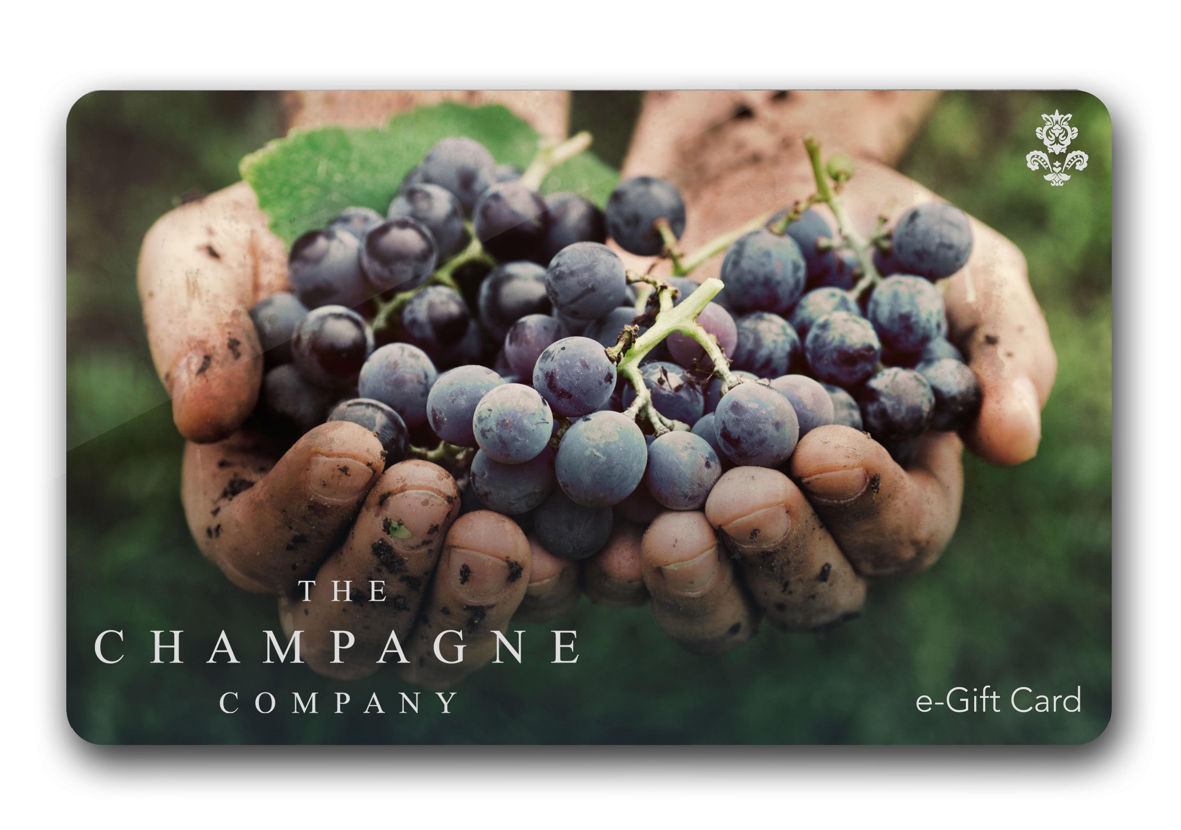 TCC Gift card - Grapes eGift Card