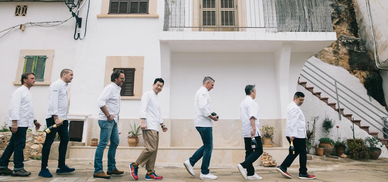 Krug Ambassade Chefs & Restaurants